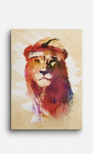 Canvas Gym Lion