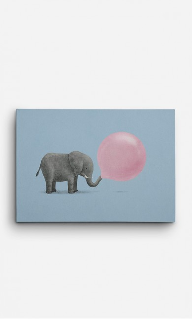 Canvas Jumbo Bubble Gum