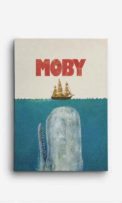 Canvas Moby