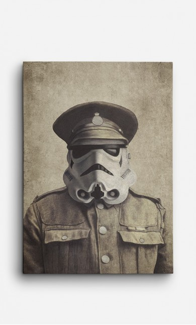Canvas SGT Trooper
