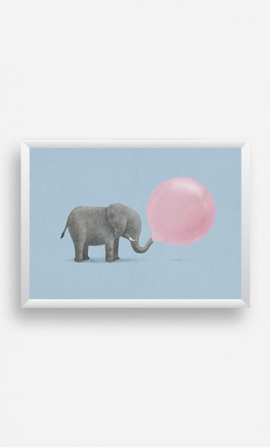 Frame Jumbo Bubble Gum