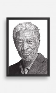 Frame Morgan Freeman