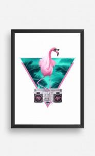 Frame Flamingo