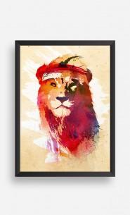 Frame Gym Lion