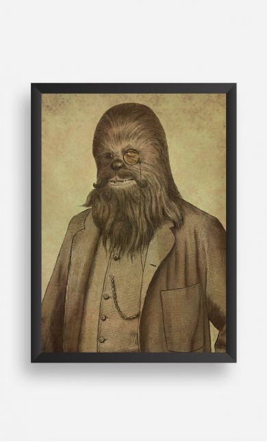 Frame Chancellor Chewie