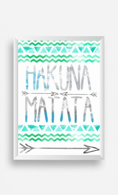 Frame Hakuna Matata