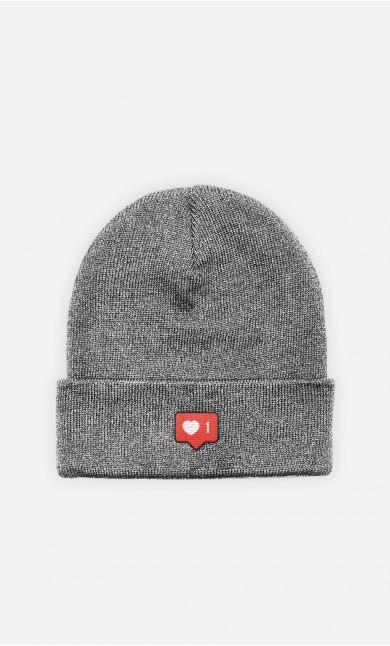 Beanie Instagram - embroidered