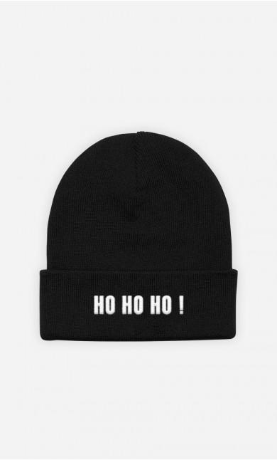 Beanie Ho Ho Ho - embroidered