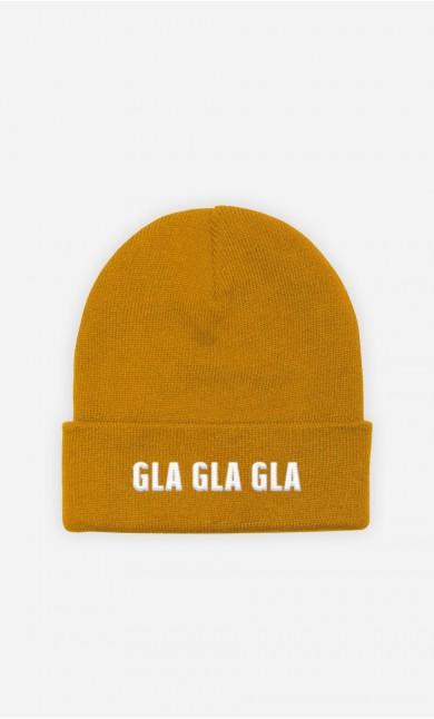 Beanie Gla Gla Gla - embroidered