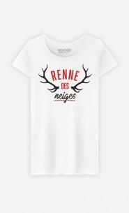 T-Shirt Renne des Neiges