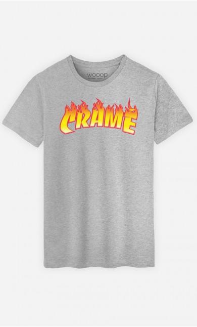 T-Shirt Cramé