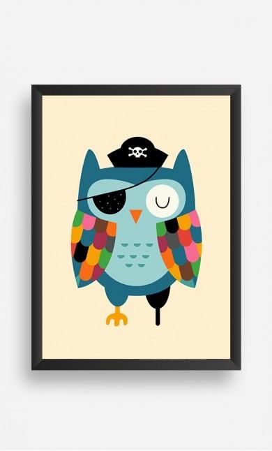 Frame Captain Owl