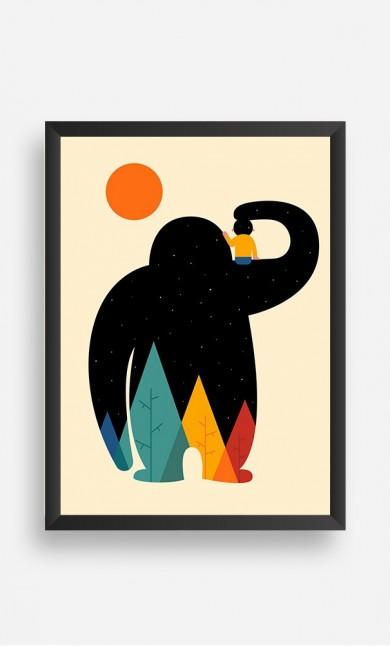 Frame Papa Sloth