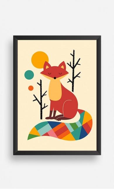 Frame Ranbow Fox