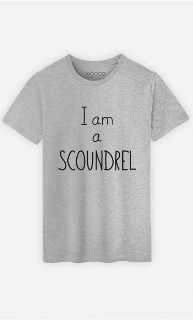 T-Shirt I'm a Scoundrel