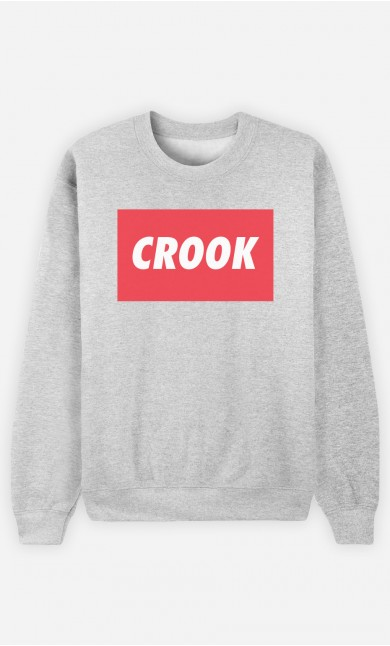 Sweatshirt Crook
