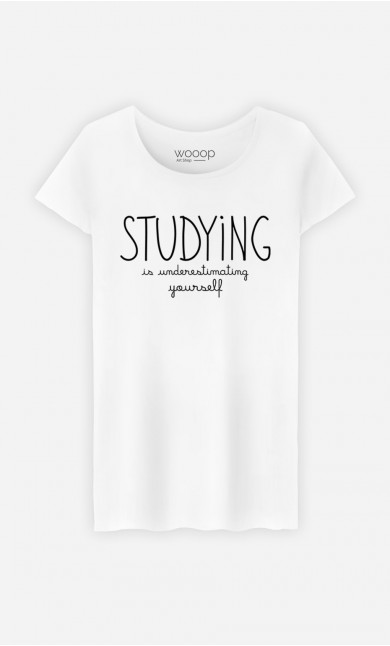 T-Shirt Studying is Underestimating Yourself
