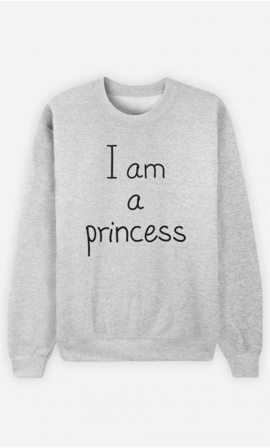 Sweatshirt I'm a Princess