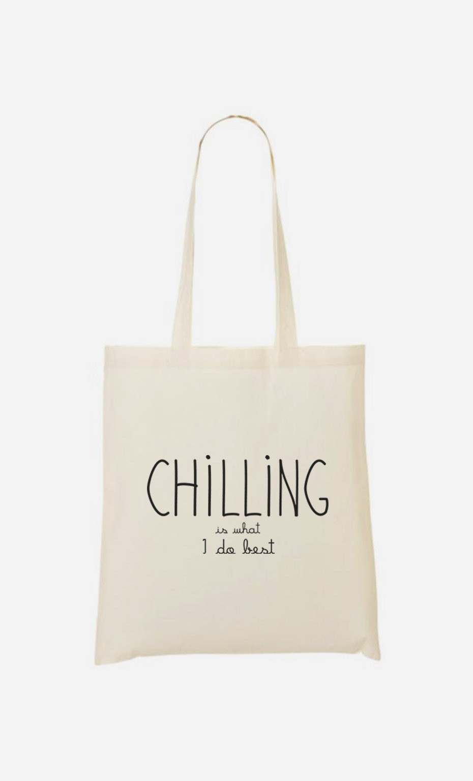 Tote Bag Chilling is What I do Best