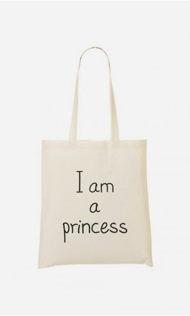 Tote Bag I'm a Princess