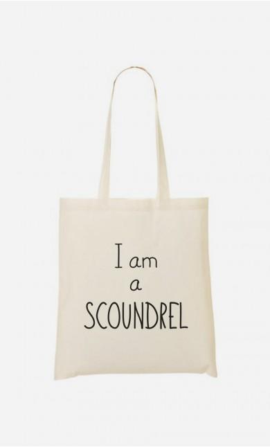Tote Bag I'm a Scoundrel