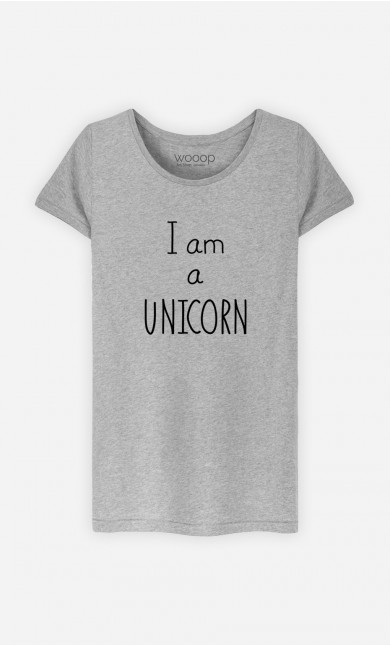 T-Shirt I'm a Unicorn