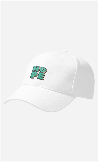 Cap Nope Green