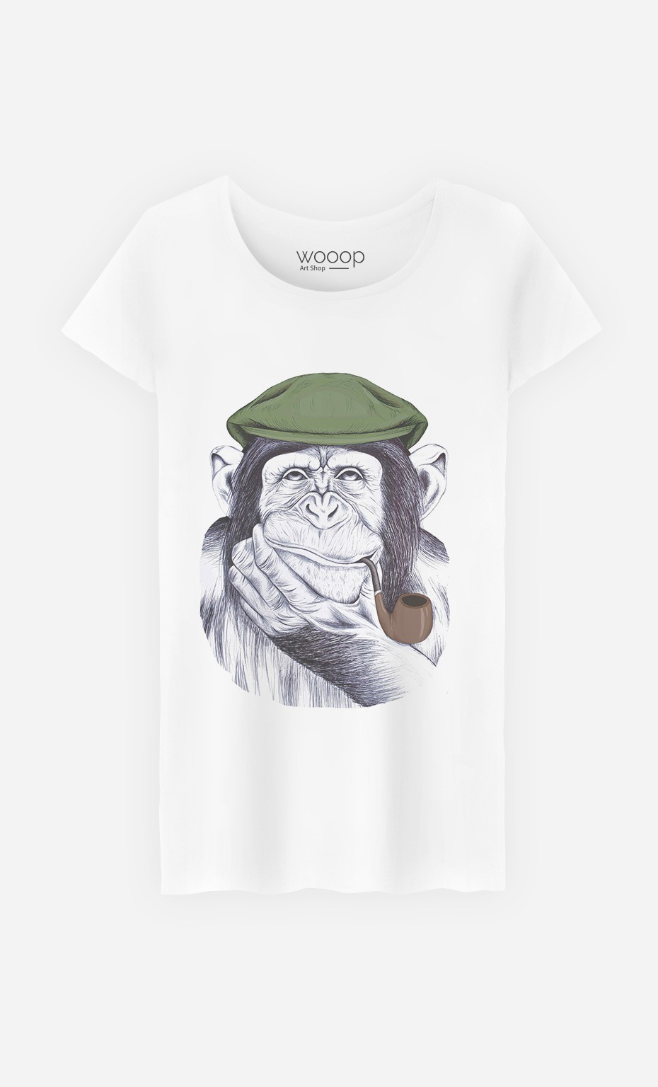 T-Shirt Wise Mr Chimp