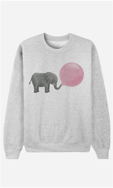 Sweatshirt Jumbo Bubble Gum