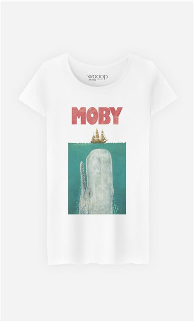 T-Shirt Moby
