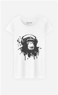 T-Shirt Creative Monkey