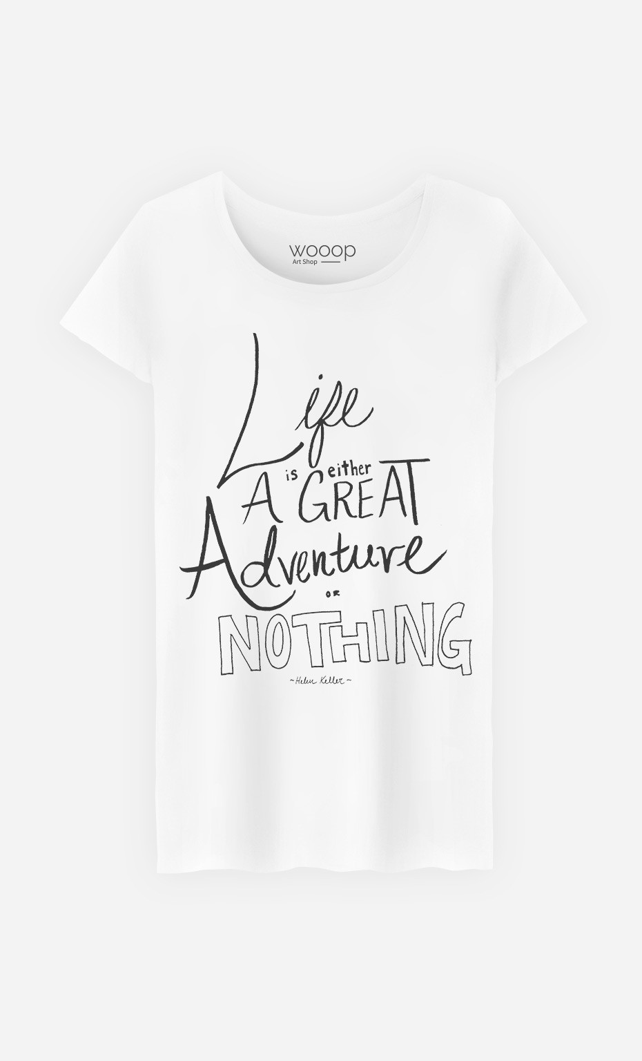 T-Shirt Great Adventure