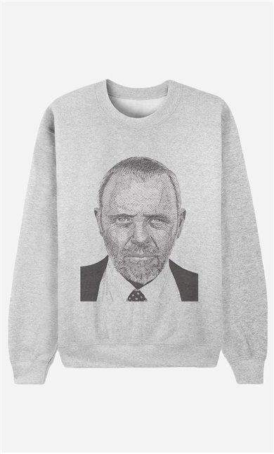 Sweatshirt Anthony Hopkins
