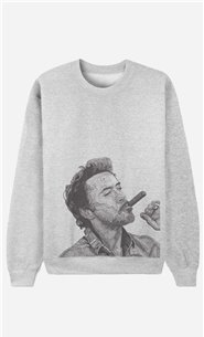 Sweatshirt Robert Downey Jr