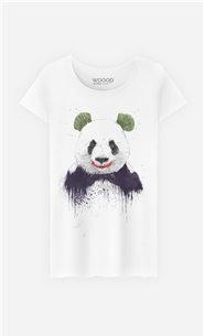 T-Shirt Joker Panda