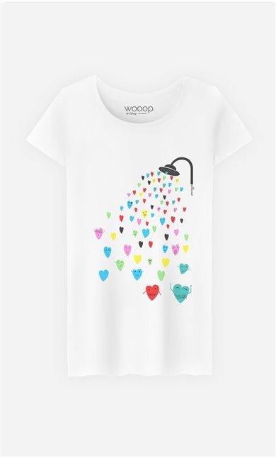 T-Shirt Love Shower