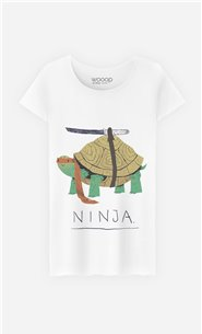 T-Shirt Ninja Turtle