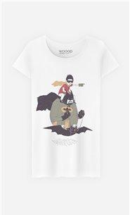 T-Shirt Batman & Robin