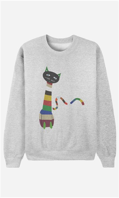 Sweatshirt Gustavo Cat