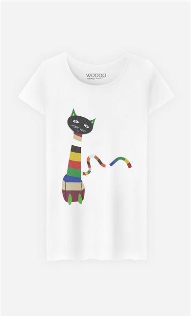 T-Shirt Gustavo Cat
