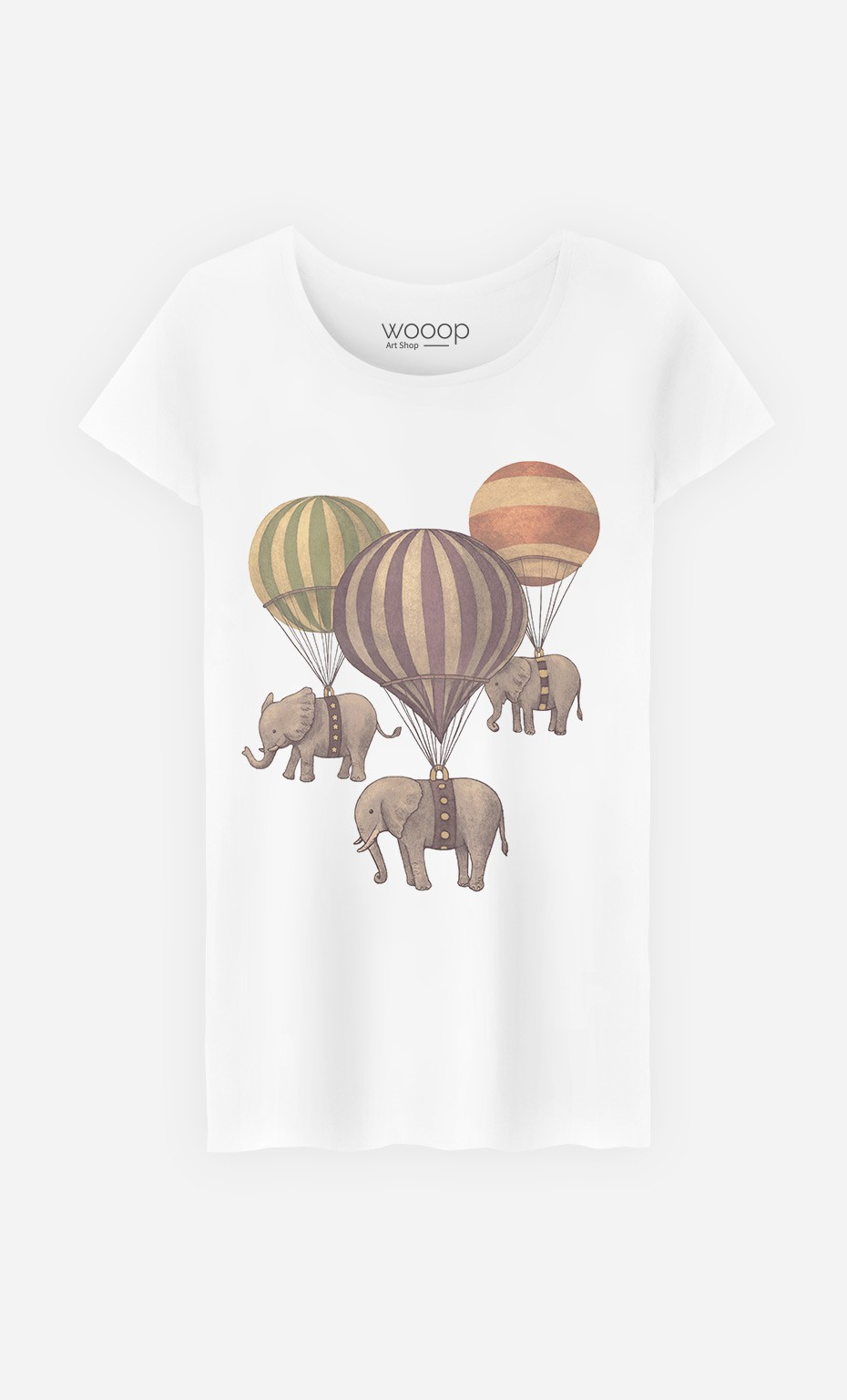 T-Shirt Flight of Elephants