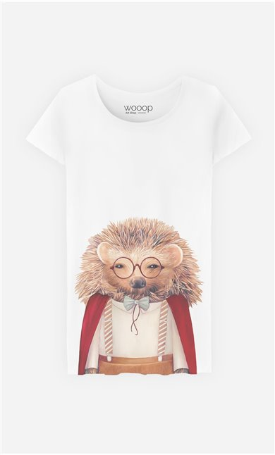 T-Shirt Hedgehog