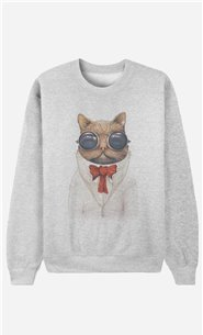 Sweatshirt Astro Cat