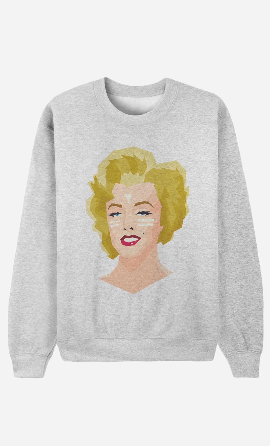 Sweatshirt Marilyn