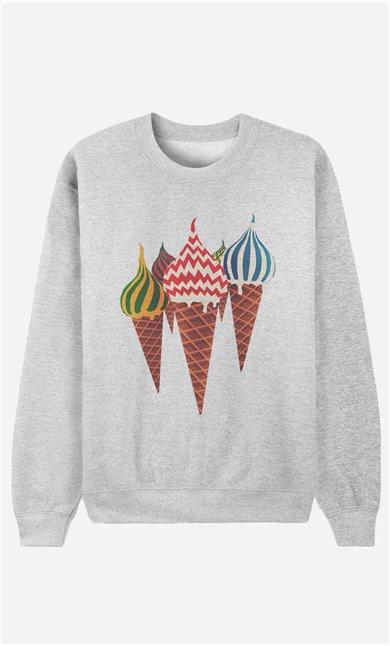 Sweatshirt Moscow