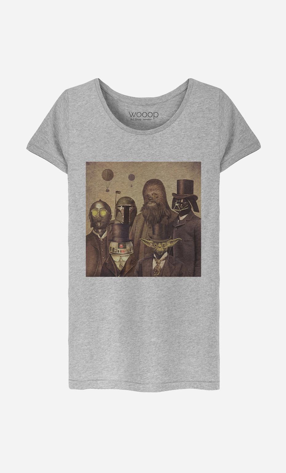 T-Shirt Victorian Wars