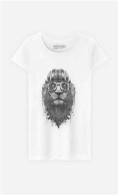 T-Shirt Lion Rider 2