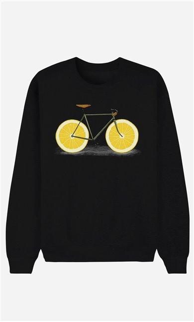 Black Sweatshirt Zest