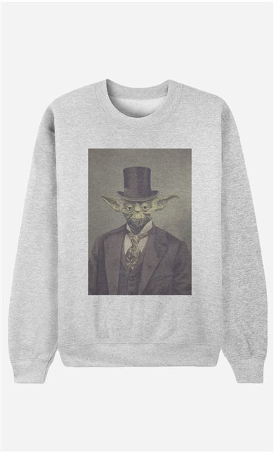 Sweatshirt Sir Yoda