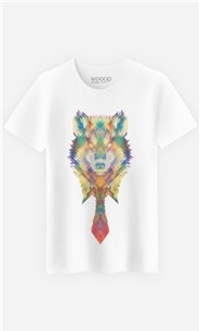 T-Shirt Diamond Wolf